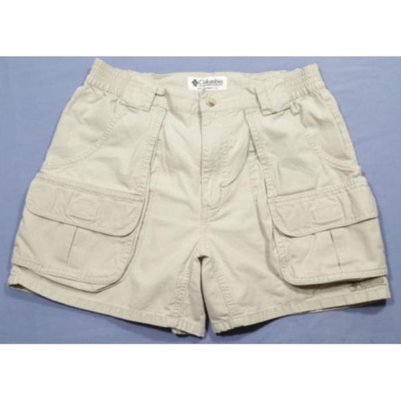 f9d9c65030 Columbia Pants - COLUMBIA SPORTSWEAR Women Cargo Shorts 1146E2